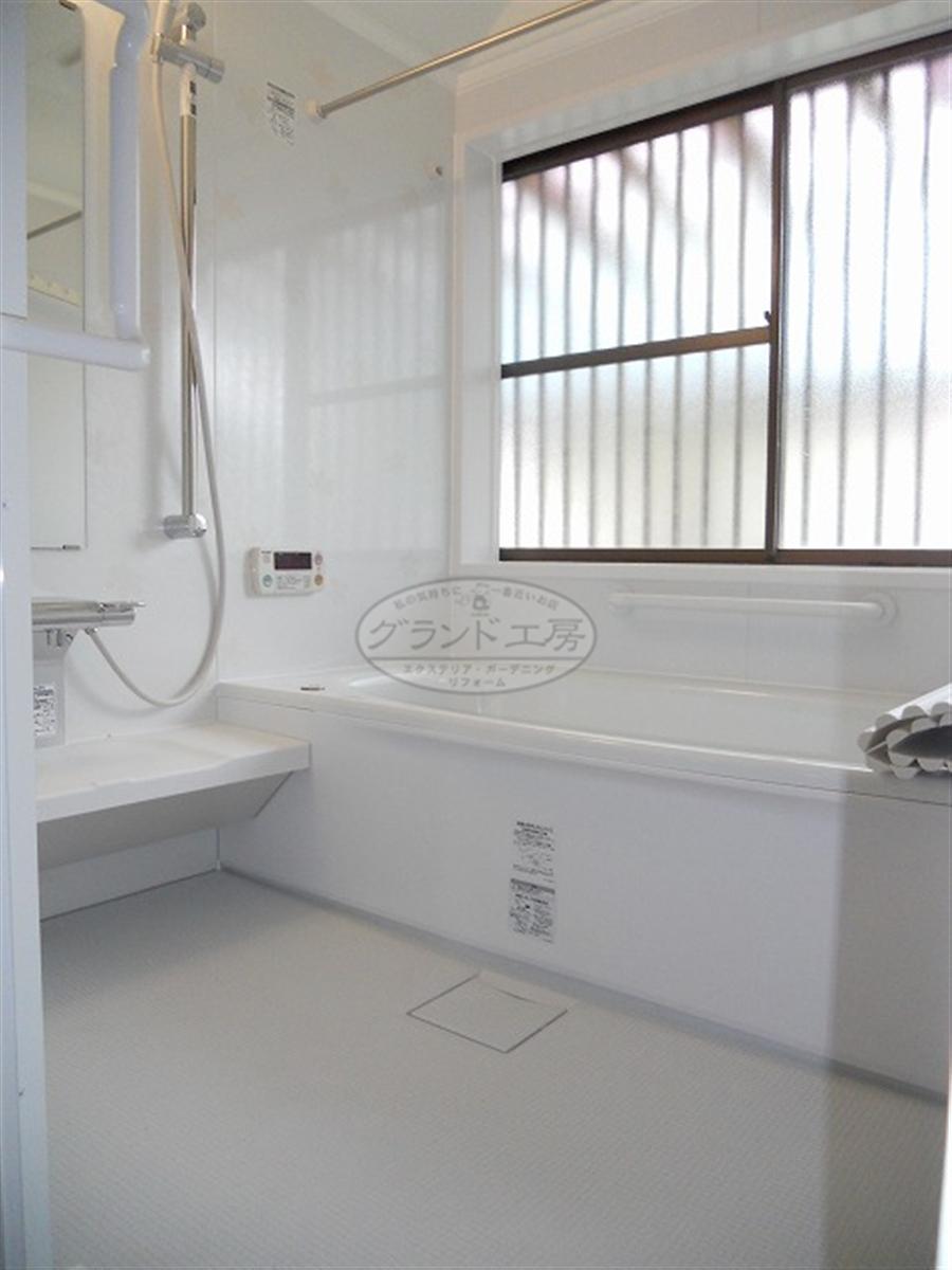 宮若市 浴室リフォーム工事