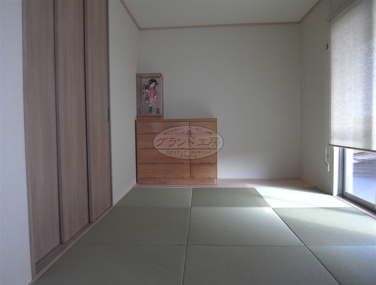 筑紫野市 内装リフォーム工事