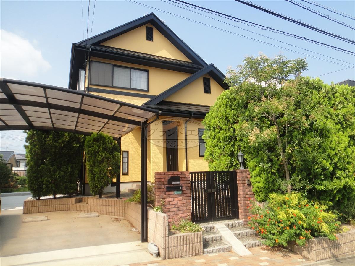 糸島市 外壁・屋根塗装工事