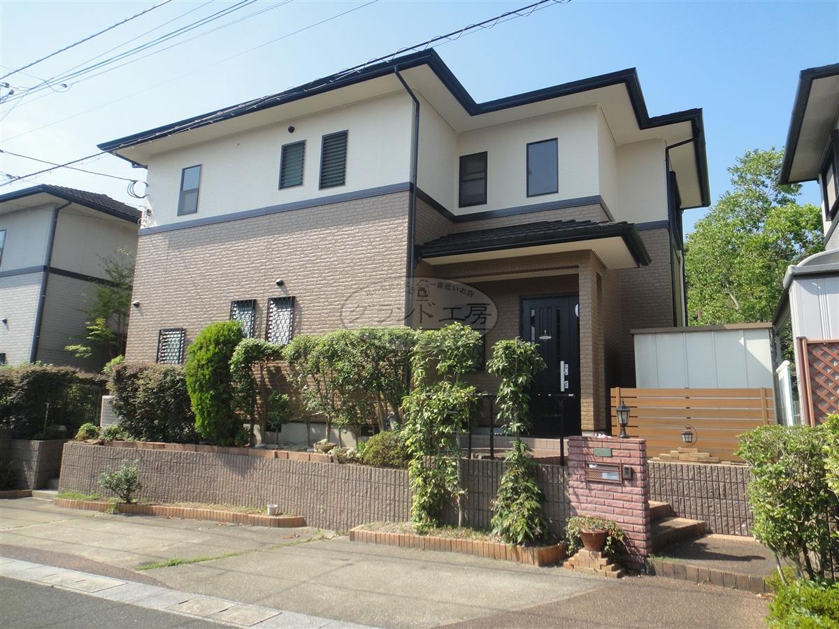 筑紫野市 外壁・屋根塗装工事