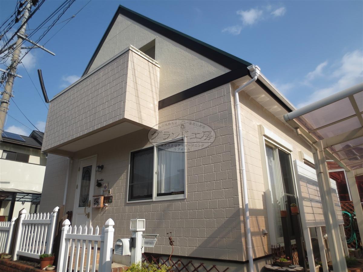 遠賀郡 外壁・屋根塗装工事