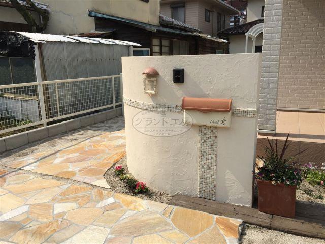 福岡市 新築外構・ガーデン工事