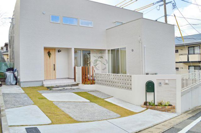 福岡市 新築外構工事