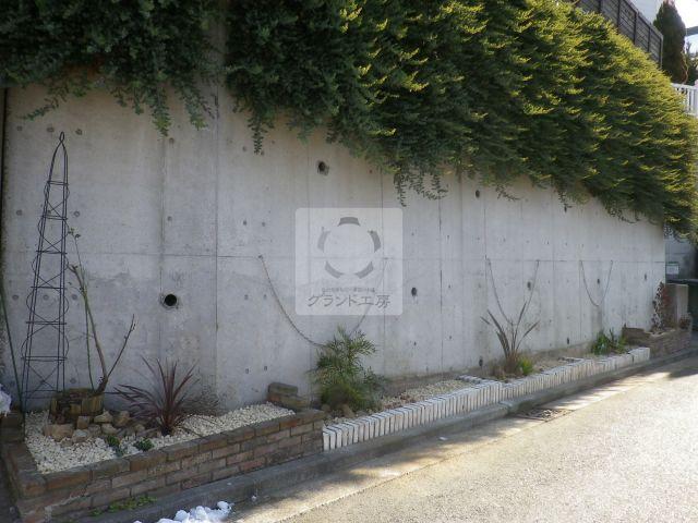 横浜市 花壇工事