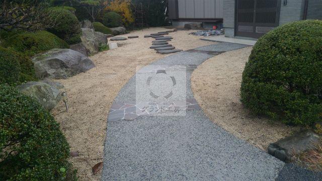 北九州市 ガーデン工事