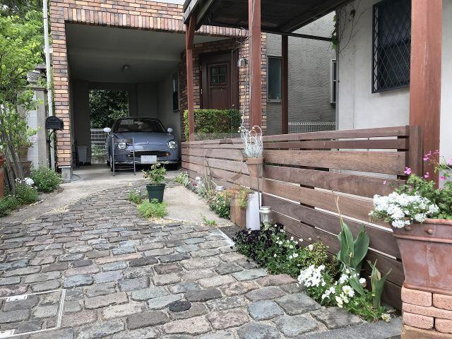 横浜市 フェンス工事