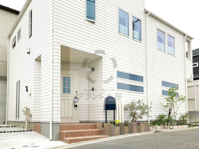 横浜市 新築外構工事