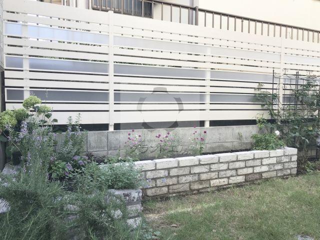 港北区 ガーデン工事