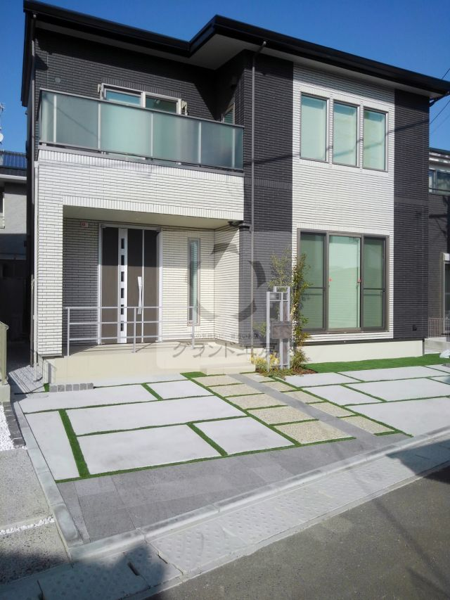筑紫野市 新築外構工事