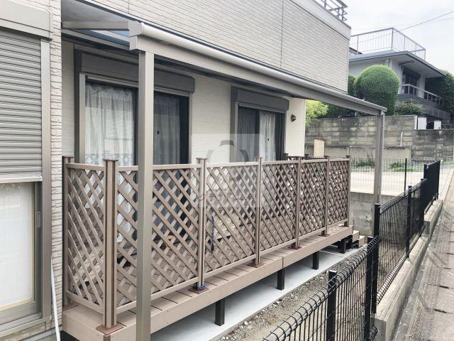福岡市南区 ガーデン工事