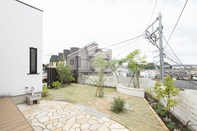鶴見区 ガーデン工事