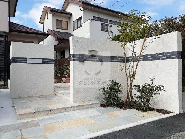 糸島市 外構改修工事