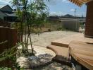若松区 ガーデン工事