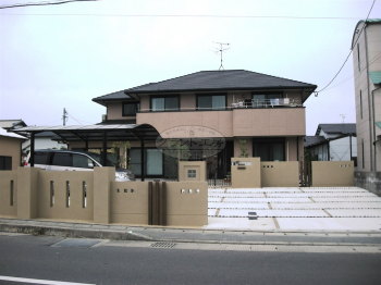 福岡市 外構リフォーム工事
