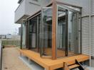 下関市 ガーデンルーム工事
