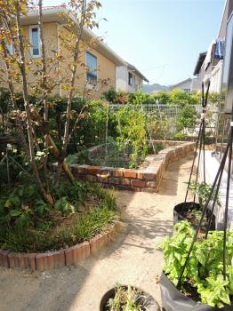 鳥栖市 ガーデン工事