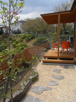 大野城市 ガーデン工事