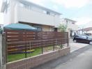 福岡市 フェンス工事