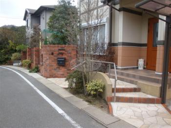 筑紫野市 外構リフォーム工事