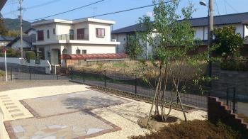 福津市 ガーデン工事