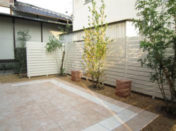 下関市 ガーデン工事