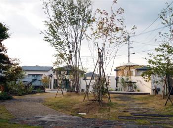 大牟田市 外構リフォーム・ガーデン工事