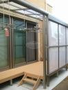 北九州市 デッキ・テラス屋根工事