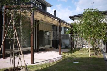 神埼市 ガーデン工事