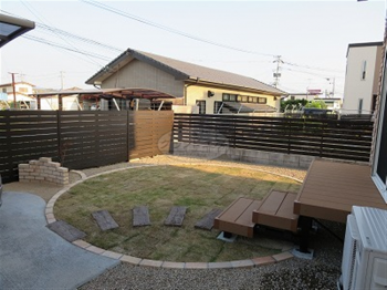 遠賀郡 ガーデン工事