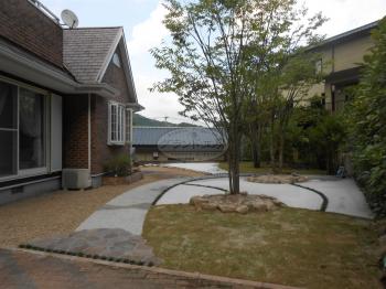佐賀市 ガーデン工事