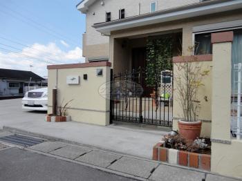 飯塚市 外構リフォーム工事