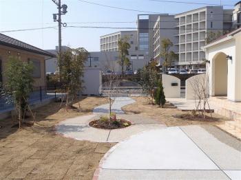 田川市 ガーデン工事