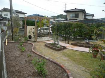 五感で楽しむ庭