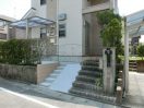 筑紫野市 駐輪場工事