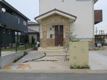 基山町 ガーデン外構工事