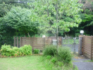 ガーデン工事