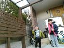 福岡市 サイクルポート工事