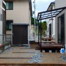 飯塚市 ガーデン工事