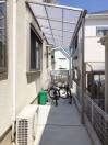 福岡市東区 外構改修・ガーデン工事