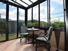 ガーデンリビング アウトドアリビング タイルテラス ガーデンファニチャー ハピーナ