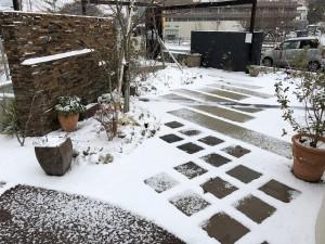 福岡市西区 ガーデン工事
