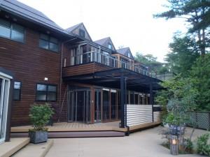 駒ヶ根 LIXIL ガーデンルーム