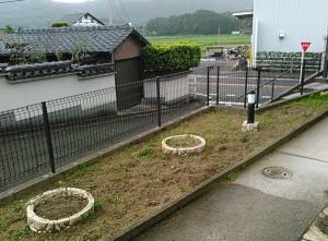 飯塚市 植栽工事