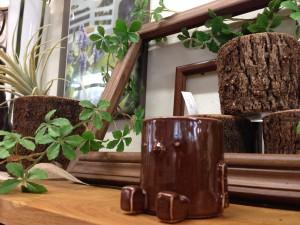 グランド工房 雑貨 木 鉢