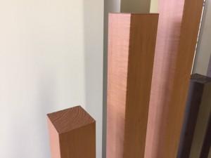 アルミ角柱