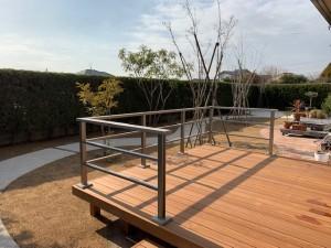 ガーデン ナチュラル 天然木デッキ