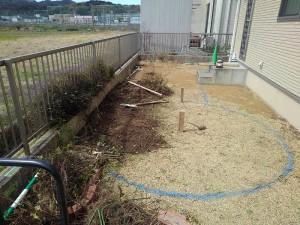 下関市 ガーデン