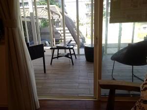 ガーデンルーム③